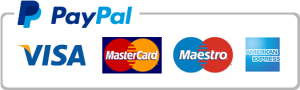 Carte di credito accettate
